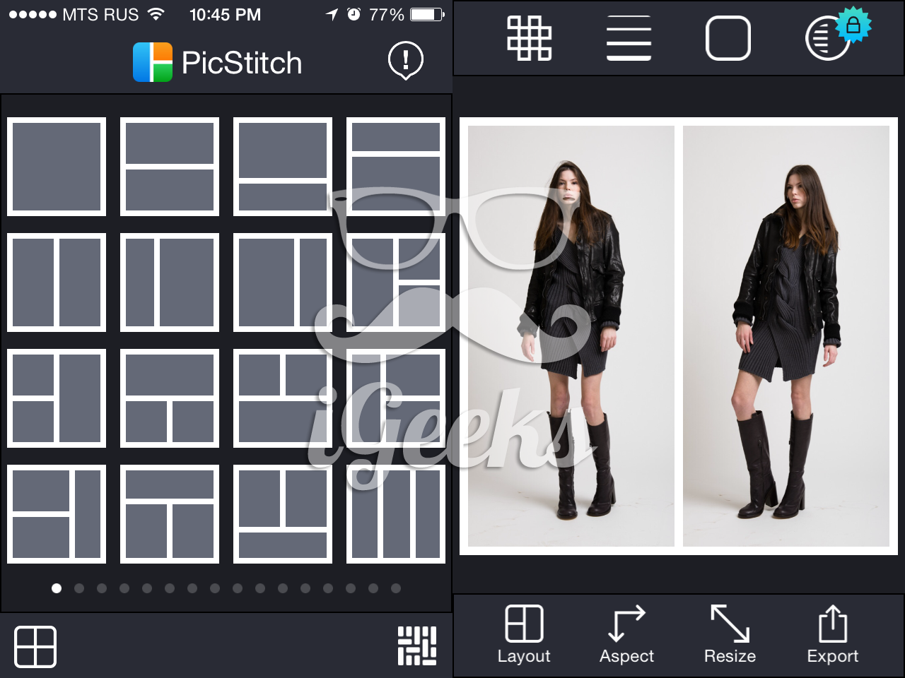 PicStich-iGEEKs