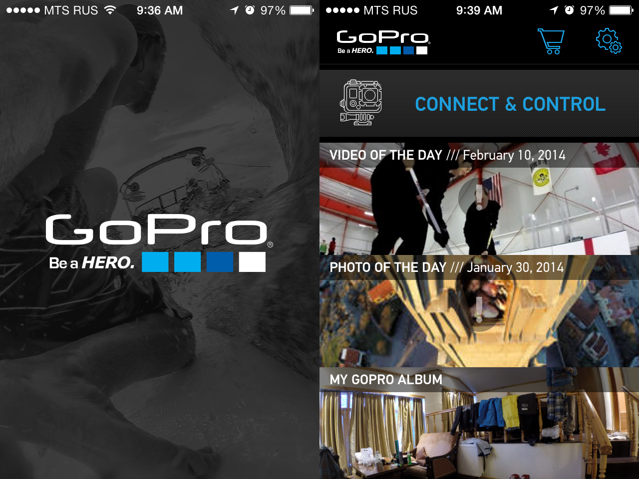 GoPro-App