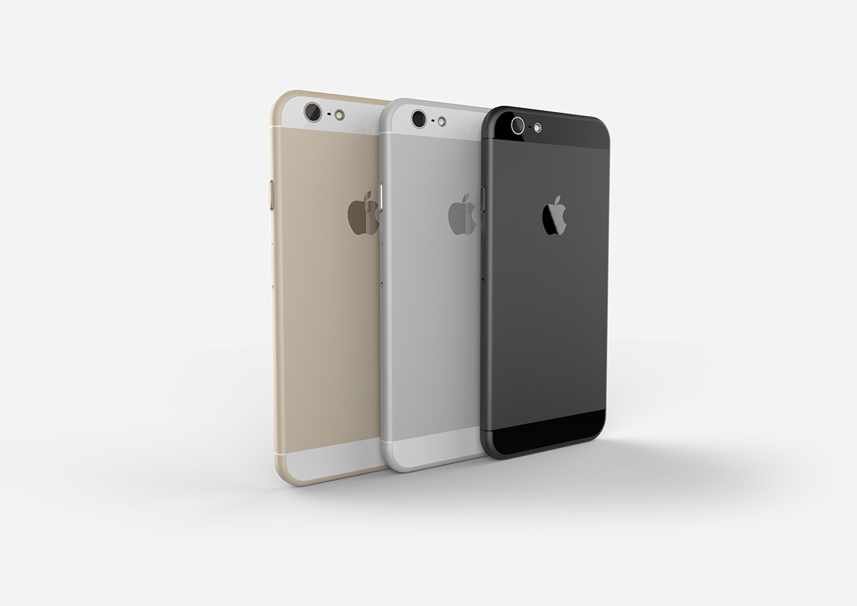iPhone-6-gray-silver-gold-4