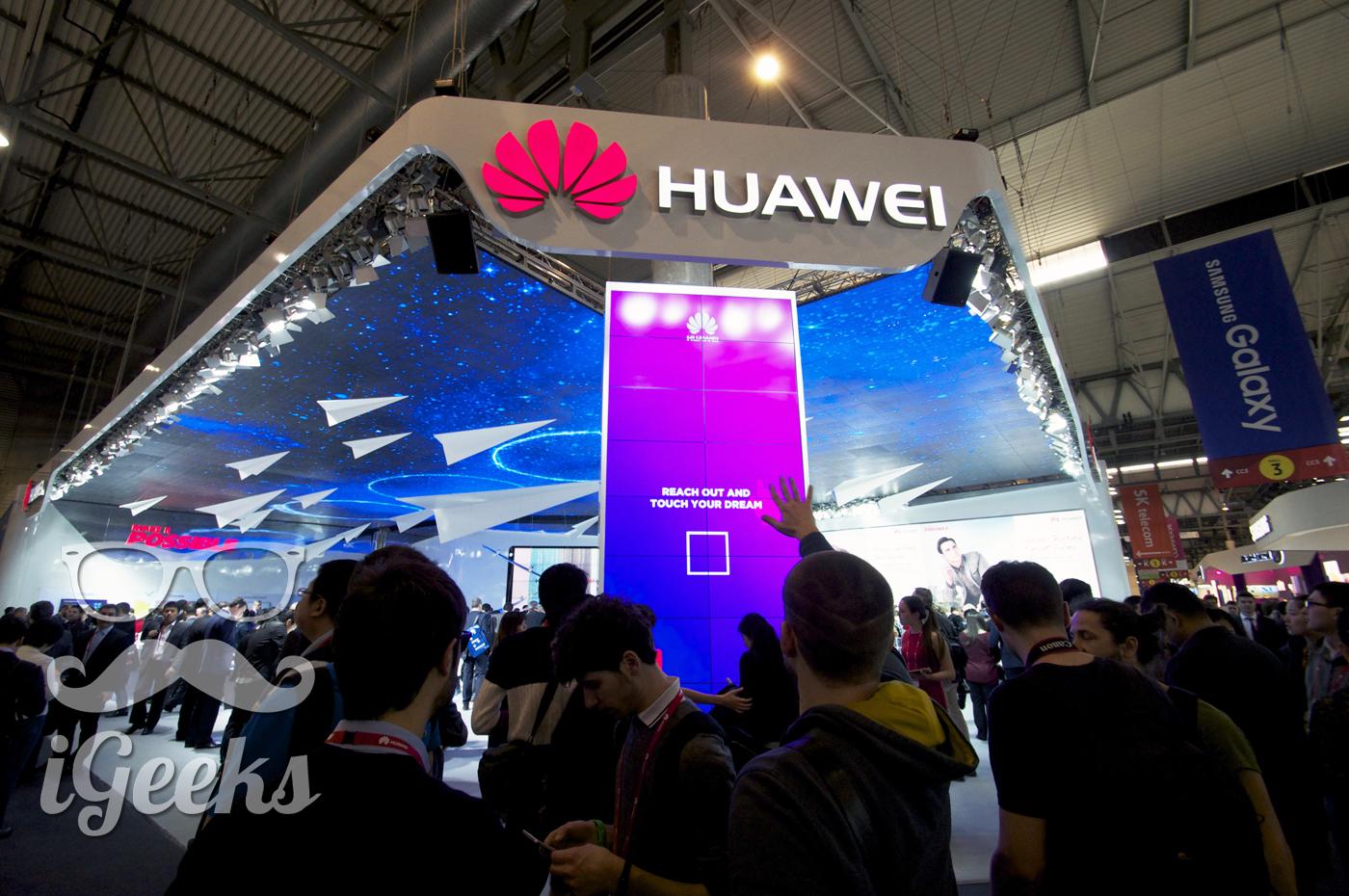 MWC2015-Huawei-1